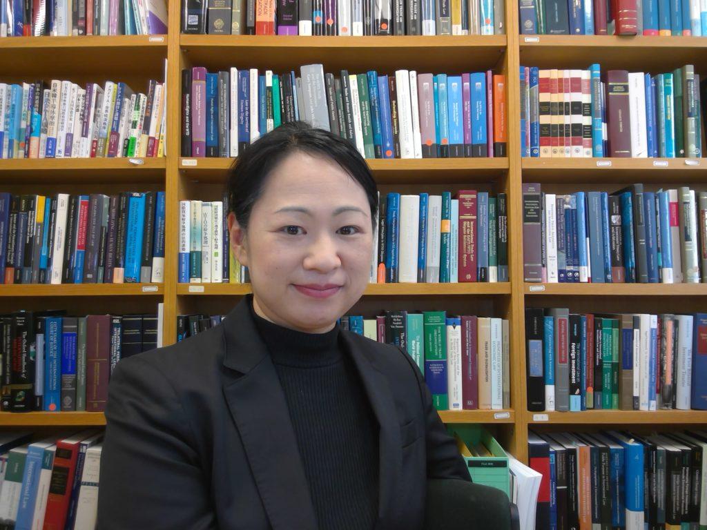 Yuka Fukunaga - Waseda University